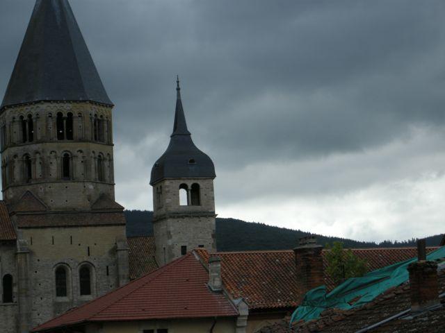 Turm Cluny