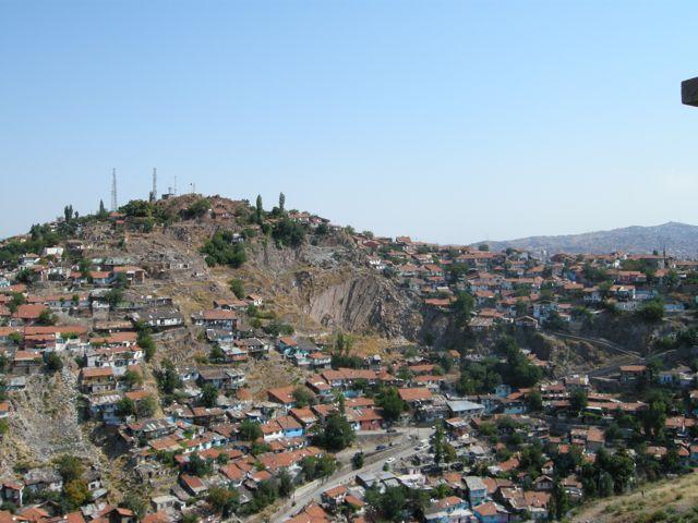 Wellblechdächer in Ankara