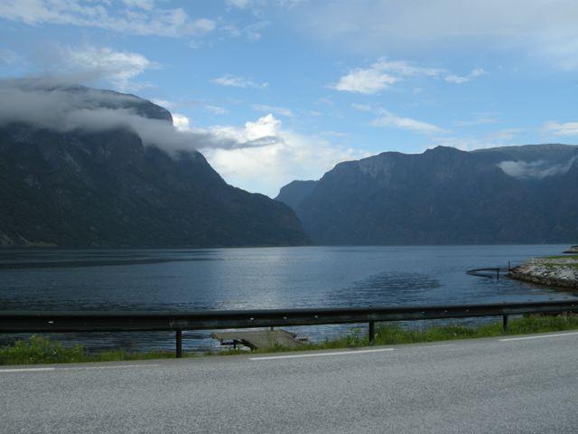 Aurlandfjord, Norway